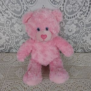 Build-A-Bear Pink Cuddles Bear Plush Teddy Bear 16